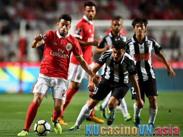 Phân tích trận đấu Portimonense vs Benfica