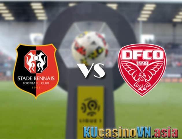 Rennes - Dijon, ngày 25 tháng 4 năm 2021 - Giải VĐQG Pháp [Ligue 1]