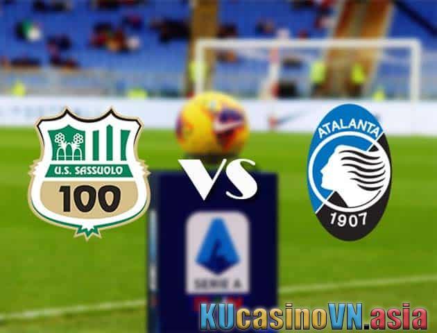 Kèo nhà cái Sassuolo vs Atalanta, ngày 02/05/2021 - VĐQG Ý [Serie A]