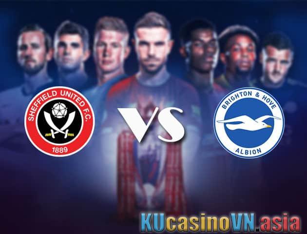 Sheffield United v Brighton ngày 25 tháng 4 năm 2021 - Premier League