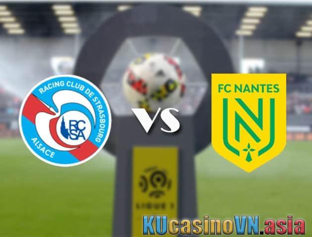 Strasbourg - Nantes, ngày 25 tháng 4 năm 2021 - Giải VĐQG Pháp [Ligue 1]