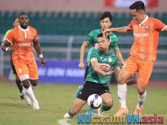 Phân tích trận bóng Hồ Chí Minh vs Bình Định