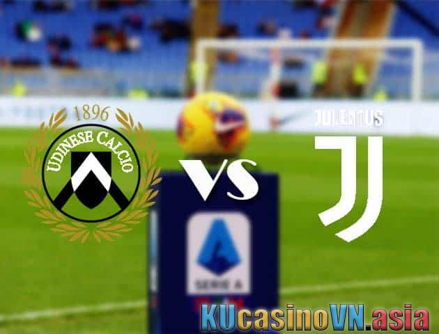Udinese vs Juventus, 2/5/2021 - Giải VĐQG Ý [Serie A]
