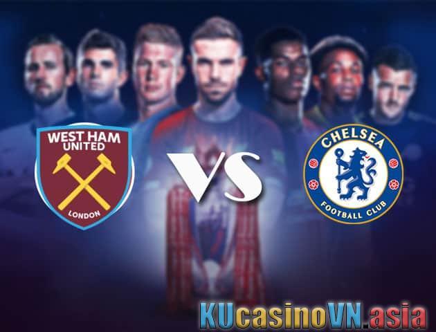 West Ham v Chelsea, ngày 24 tháng 4 năm 2021 - Premier League