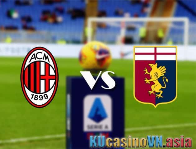AC Milan vs Genoa, ngày 18 tháng 4 năm 2021 - Bóng đá quốc gia Ý [Serie A]