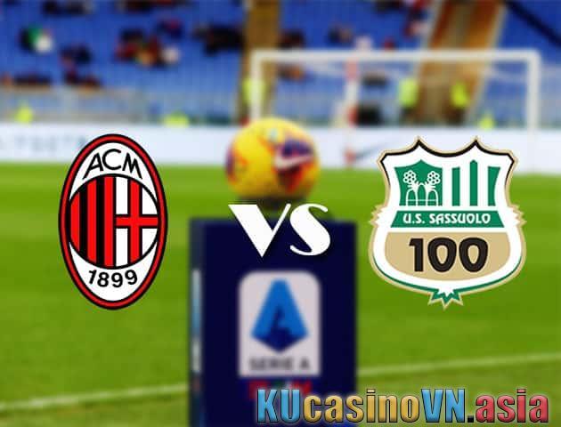 AC Milan vs Sassuolo, ngày 21 tháng 4 năm 2021 - Bóng đá quốc gia Ý [Serie A]