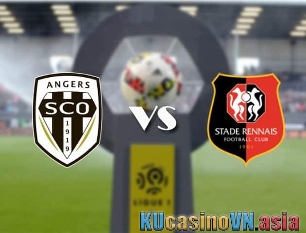 Angers vs Rennes, 17/4/2021 - Giải vô địch quốc gia Pháp [Ligue 1]