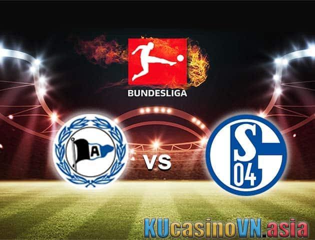 Arminia Bielefeld vs Schalke, ngày 21 tháng 4 năm 2021 - Giải vô địch quốc gia Đức [Bundesliga]