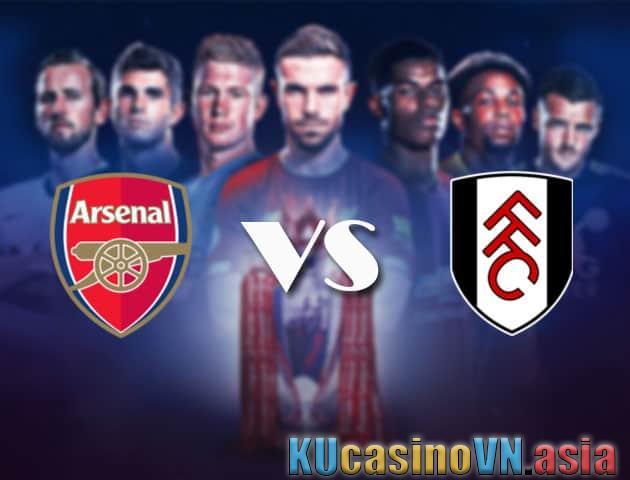 Kèo Arsenal vs Fulham, 18/04/2021 - Ngoại hạng Anh