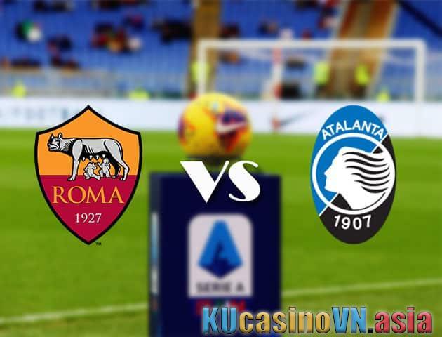 Kèo AS Roma vs Atalanta, ngày 22/04/2021 - Bóng đá quốc gia Ý [Serie A]