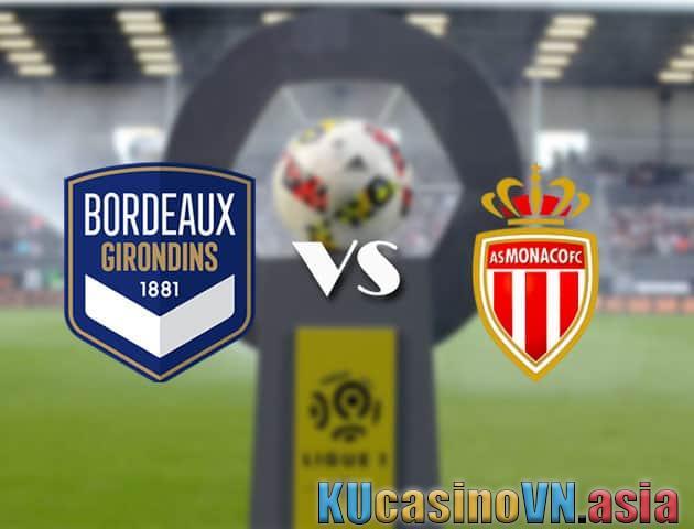 Bordeaux vs Monaco, 18/4/2021 - Giải vô địch quốc gia Pháp [Ligue 1]