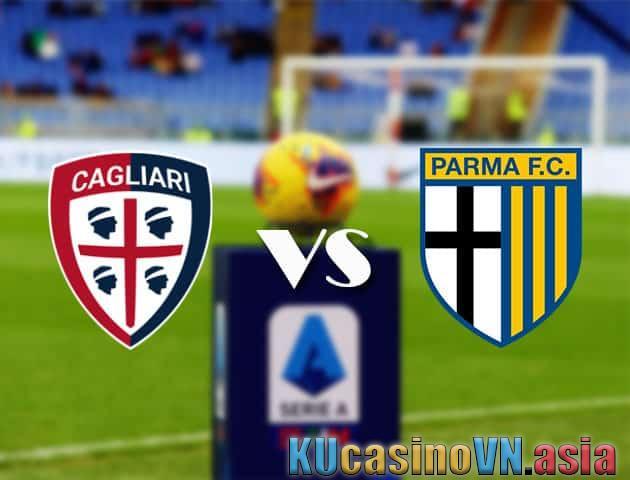 Cagliari vs Parma, ngày 18 tháng 4 năm 2021 - Giải VĐQG Italia [Serie A]