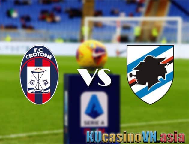 Crotone vs Sampdoria, 22/4/2021 - Giải vô địch quốc gia Ý [Serie A]