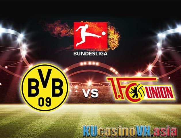 Dortmund vs Union Berlin, 22/04/2021 - Bóng đá quốc gia Đức [Bundesliga]