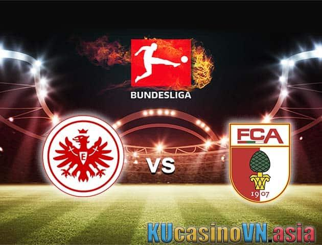 Eintracht Frankfurt vs Augsburg, 21/04/2021 - VĐQG Đức [Bundesliga]