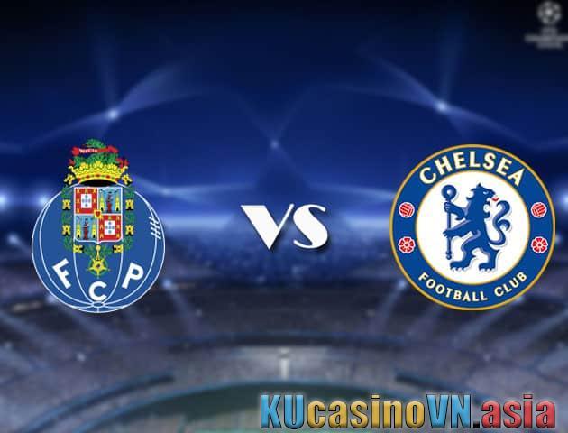 FC Porto vs Chelsea, ngày 8 tháng 4 năm 2021 - Champions League
