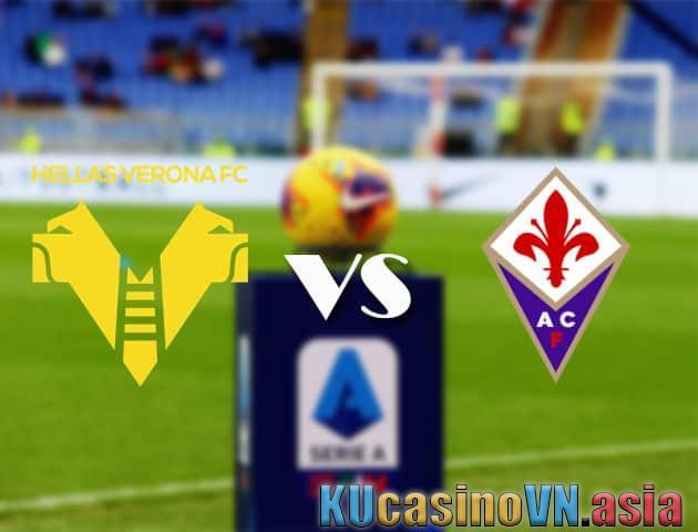 Hellas Verona vs Fiorentina, ngày 21 tháng 4 năm 2021 - Giải vô địch quốc gia Ý [Serie A]