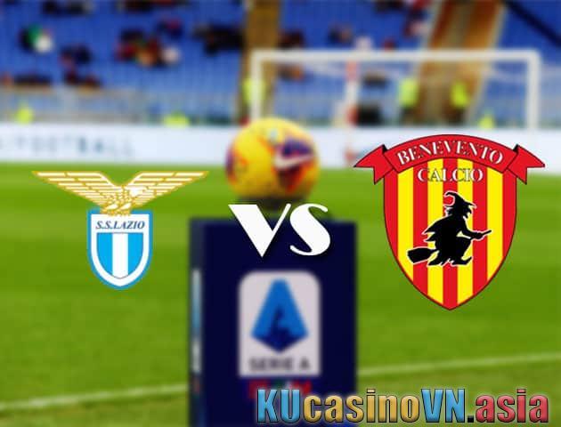 Lazio vs Benevento, ngày 18 tháng 4 năm 2021 - Bóng đá quốc gia Ý [Serie A]