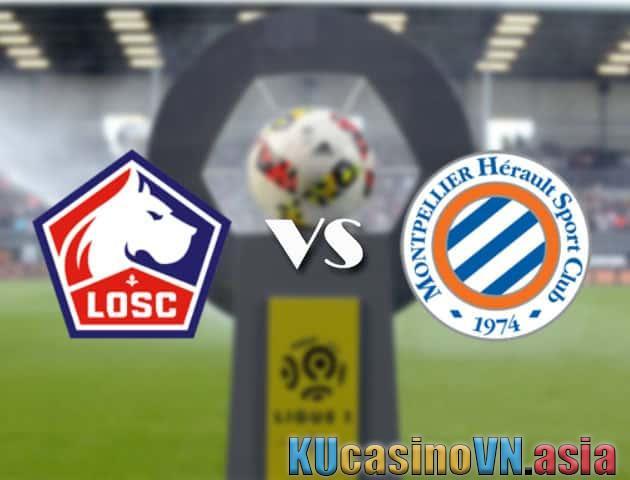 Lille vs Montpellier, ngày 17 tháng 4 năm 2021 - Giải vô địch quốc gia Pháp [Ligue 1]
