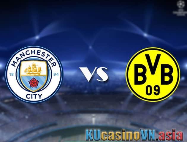 Manchester City vs Dortmund, ngày 7 tháng 4 năm 2021 - Champions League