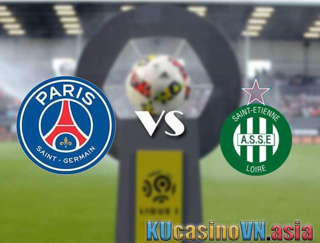 Kèo PSG vs St Etienne, 18/04/2021 - VĐQG Pháp [Ligue 1]