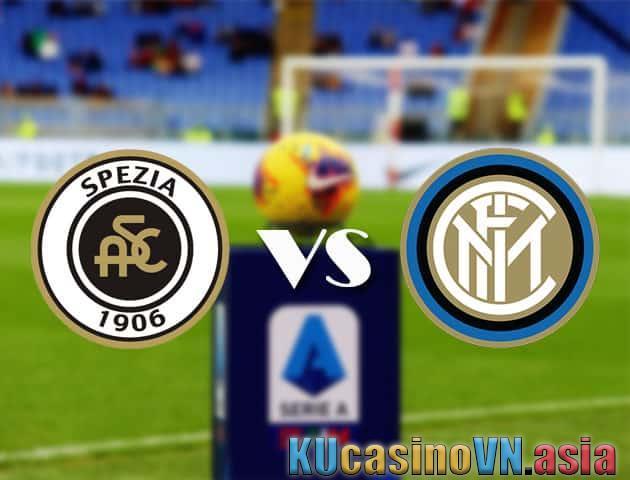 Spezia vs Inter Milan, ngày 22 tháng 4 năm 2021 - Giải VĐQG Ý [Serie A]