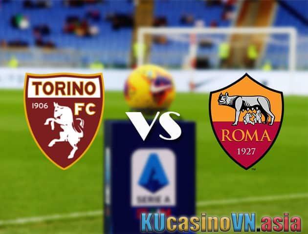 Torino vs AS Roma, ngày 18 tháng 4 năm 2021 - Giải VĐQG Ý [Serie A]
