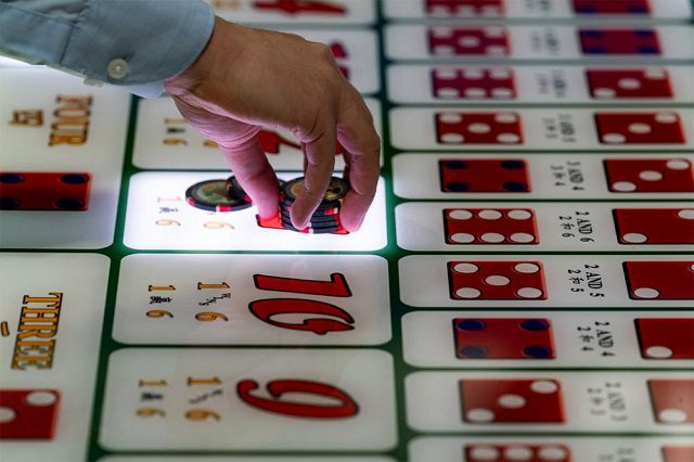 Bảng lịch sử may mắn và mờ ảo giúp người chơi tăng cơ hội chiến thắng