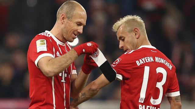 Tóm tắt sự nghiệp của Robben trước khi giải nghệ