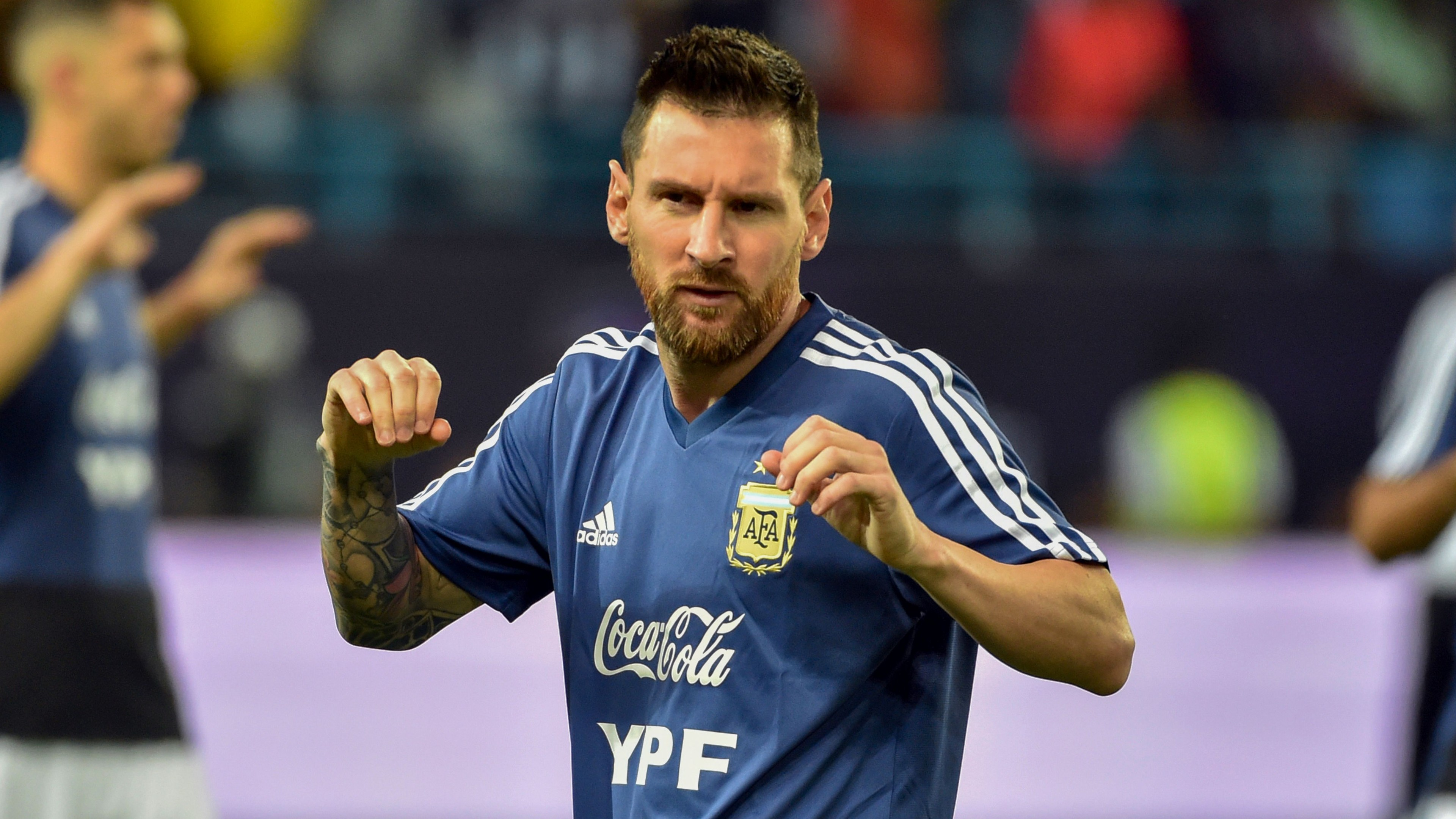 Cầu thủ Lionel Messi