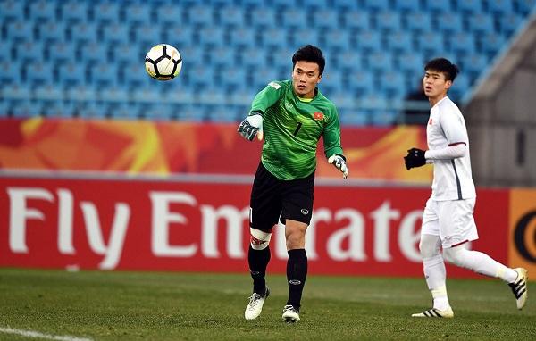 Cầu thủ cao nhất Việt Nam - Bùi Tiến Dũng