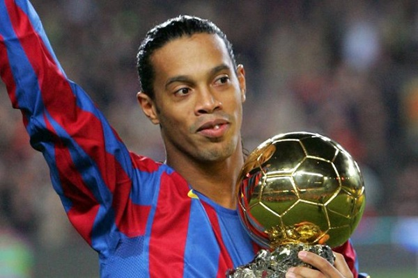 10 cầu thủ xấu xí nhất bóng đá thế giới - Ronaldo