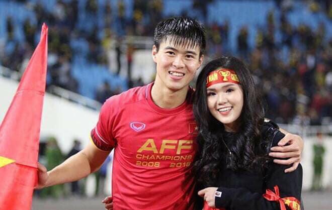 Cầu thủ Duy Mạnh - Lá chắn thép của đội tuyển Việt Nam