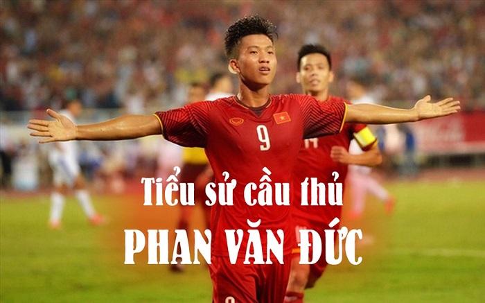 Cầu thủ Văn Đức - Cậu bé vàng của bóng đá Việt Nam