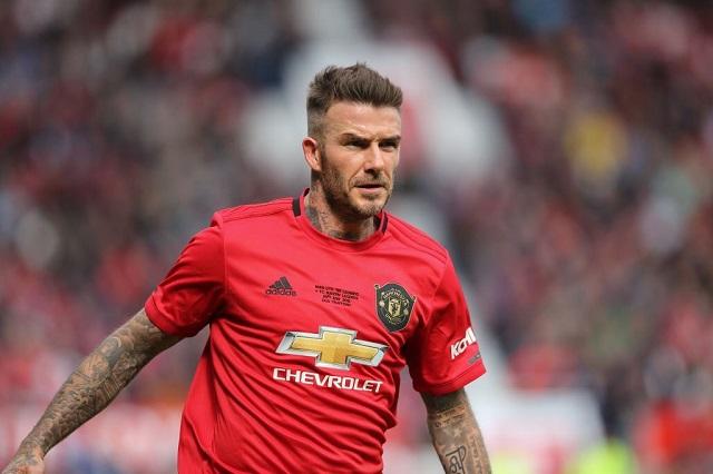 Danh thủ David Beckham - Quý ông của sự hoàn hảo