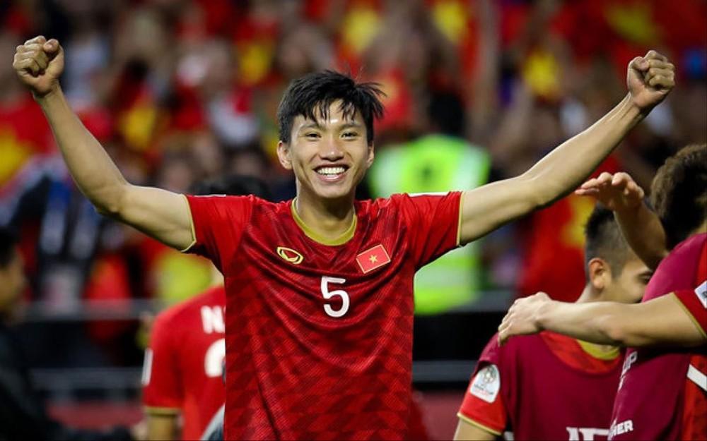 Cầu thủ cao nhất Việt Nam - Đoàn Văn Hậu