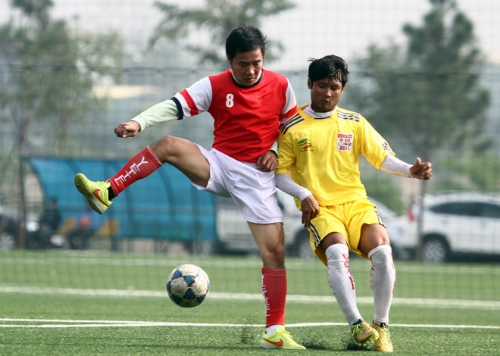 Một số thông tin về huyền thoại bóng đá - cầu thủ Hồng Sơn