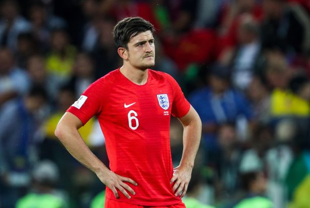 Cầu thủ có giá chuyển nhượng đắt nhất thế giới - Harry Maguire