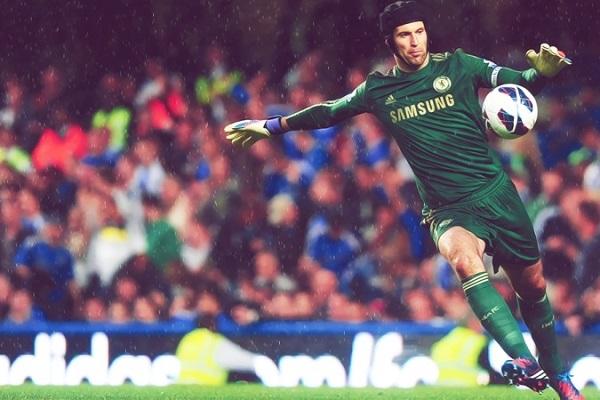 Số áo 1 của Petr Cech