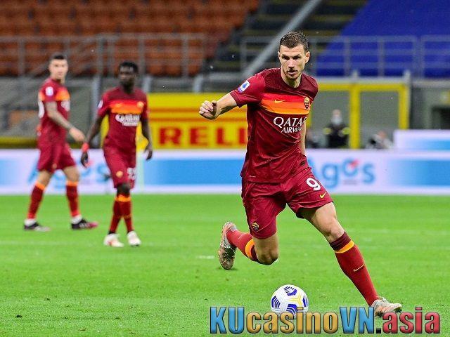 Phân tích trận bóng AS Roma vs Lazio