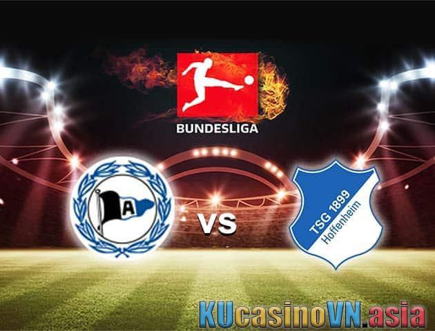 Arminia Bielefeld vs Hoffenheim, 15/05/2021 - VĐQG Đức [Bundesliga]