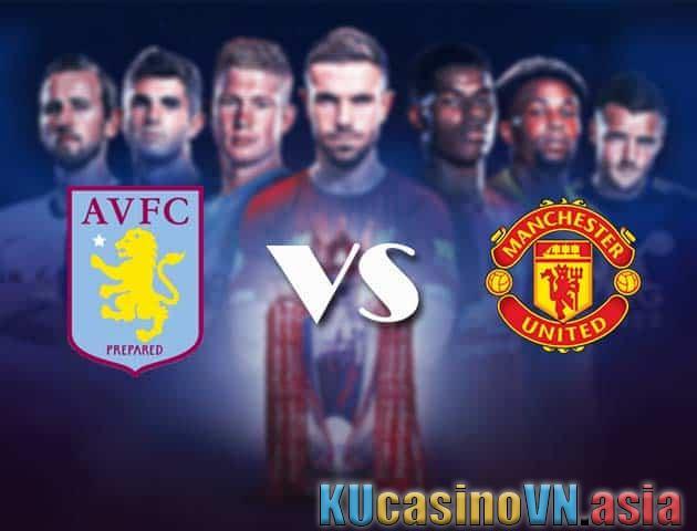 Aston Villa vs Manchester Utd, ngày 9 tháng 5 năm 2021 - Ngoại hạng Anh