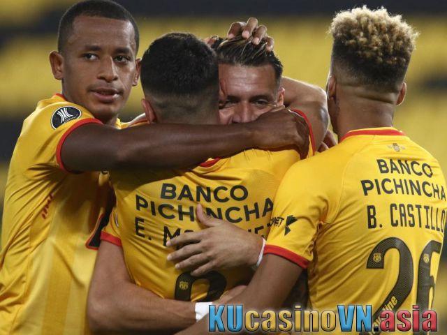 Phân tích trận bóng Barcelona SC vs Boca Juniors