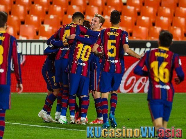 Phân tích trận bóng Barcelona vs Atletico Madrid