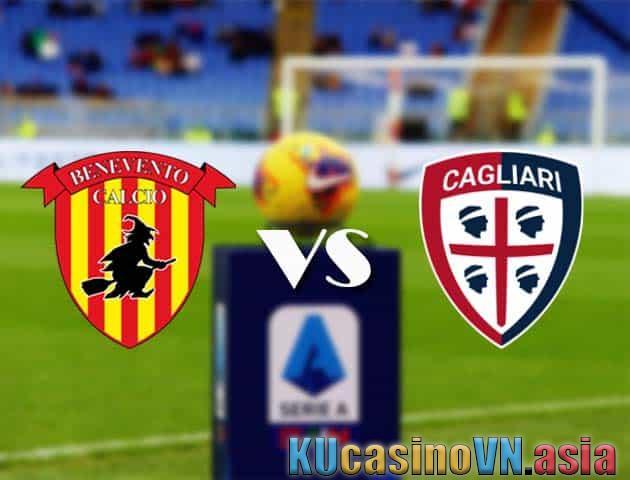Benevento vs Cagliari, ngày 9 tháng 5 năm 2021 - Giải VĐQG Italia [Serie A]