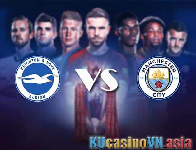 Brighton vs Manchester City, 19/05/2021 - Ngoại hạng Anh