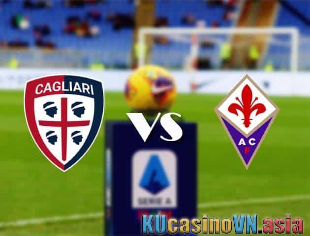 Cagliari vs Fiorentina, 12/05/2021 - Giải vô địch quốc gia Ý [Serie A]