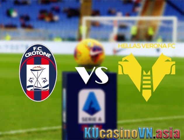 Crotone vs Verona, 14/05/2021 - Bóng đá quốc gia Ý [Serie A]