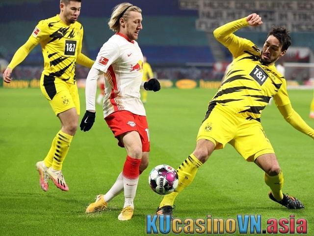 Phân tích trận bóng Dortmund vs Leipzig