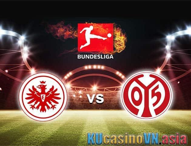 Eintracht Frankfurt vs Mainz, ngày 9 tháng 5 năm 2021 - Giải VĐQG Đức [Bundesliga]